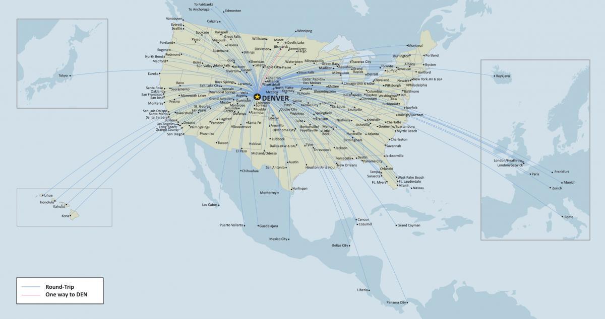 International Service Denver International Airport