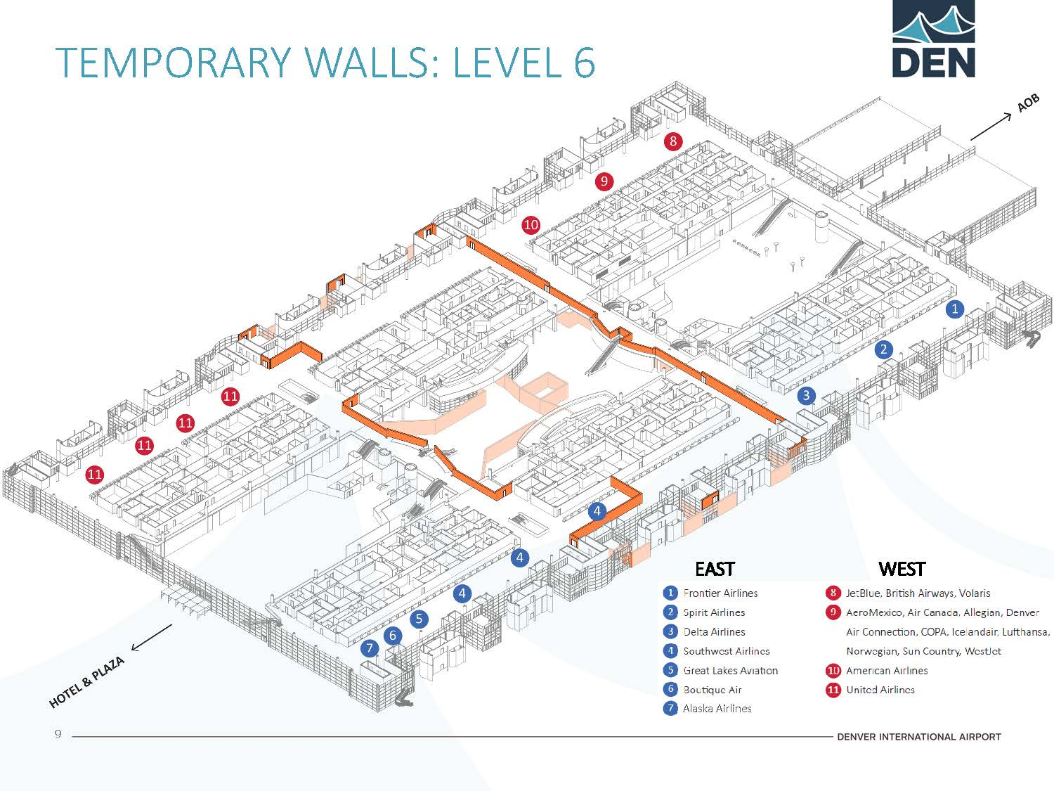GREAT HALL PROJECT | Denver International Airport