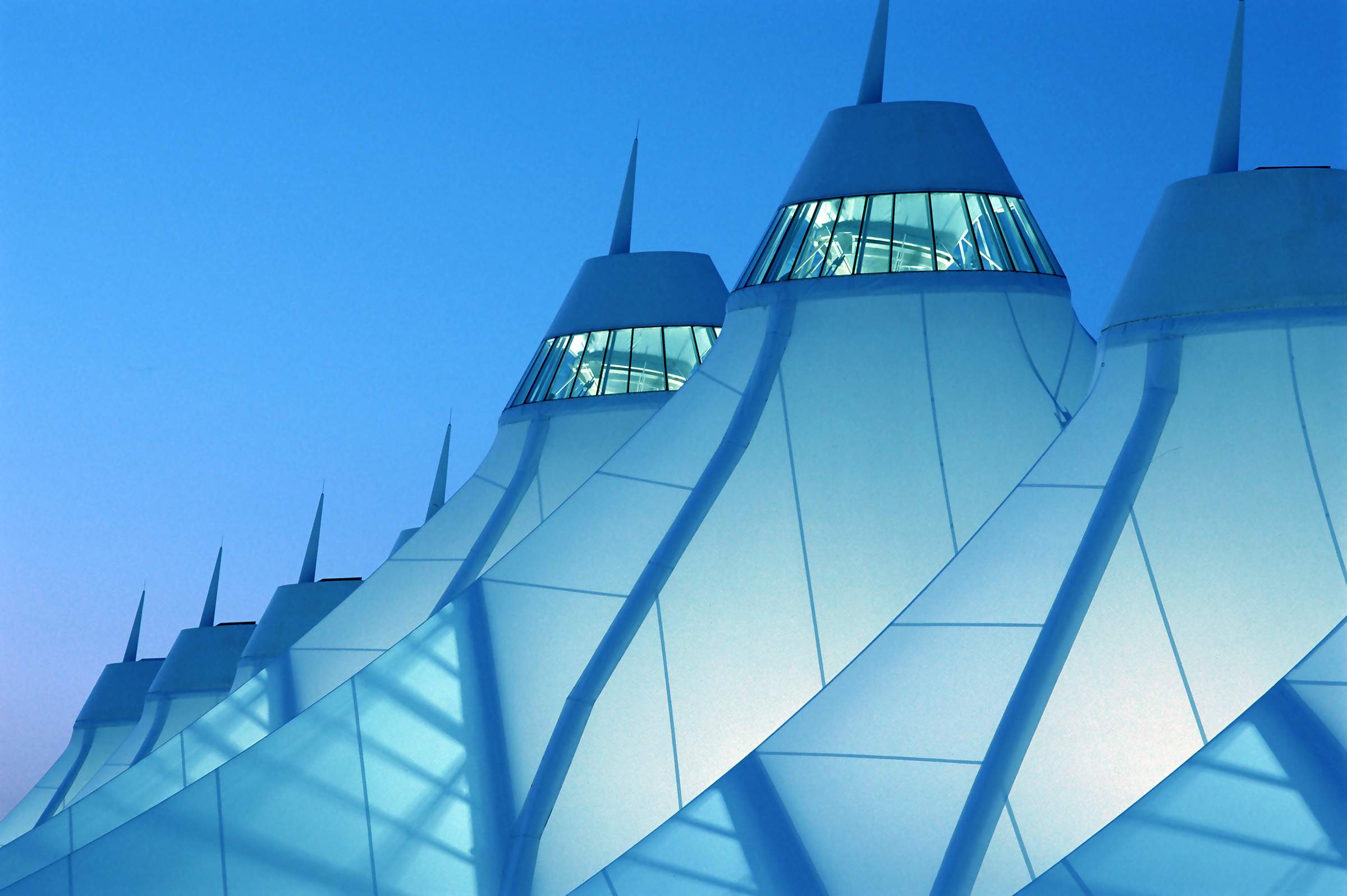 welcome to denver international airport
