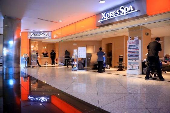 Xpresspa Denver International Airport