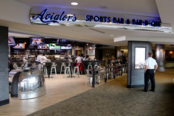 Aviator S Sports Bar Amp Bar B Que Denver International