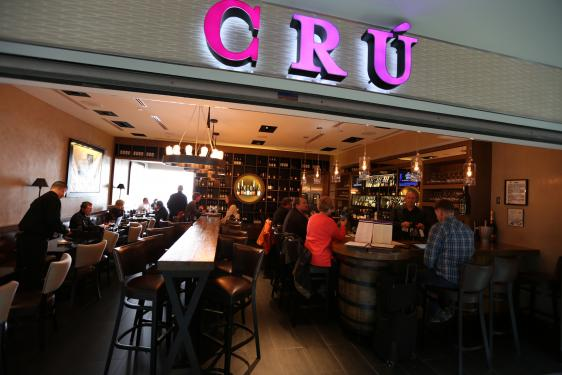 Cr 250 Food And Wine Bar Denver International Airport