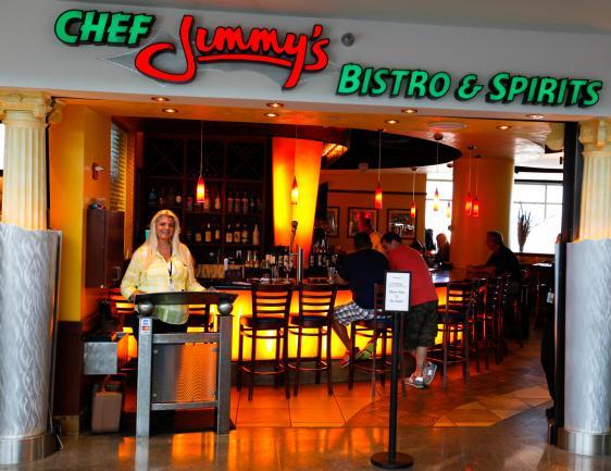 Chef Jimmy S Bistro Spirits