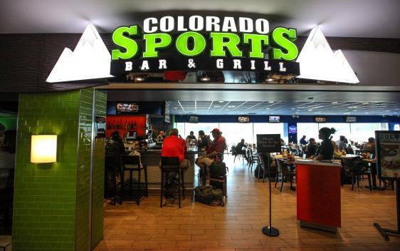 Colorado Sports Bar Denver International Airport