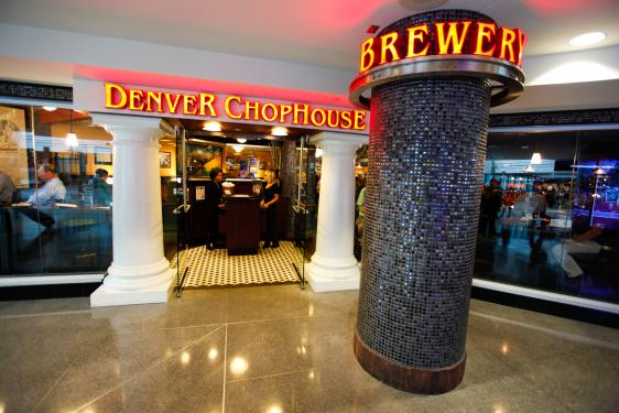 Denver Chophouse Denver International Airport
