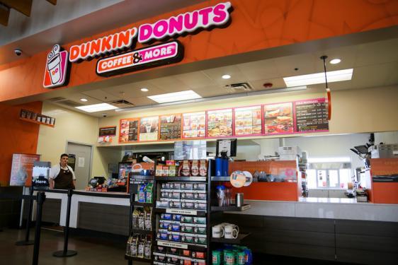 dunkin u0026 39  donuts