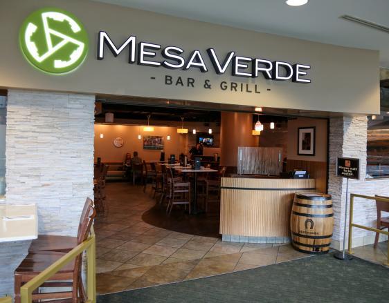 Mesa Verde Bar Grill Denver International Airport