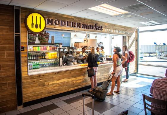 Modern Market | Denver International Airport