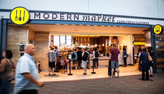 Modern Market Denver International Airport