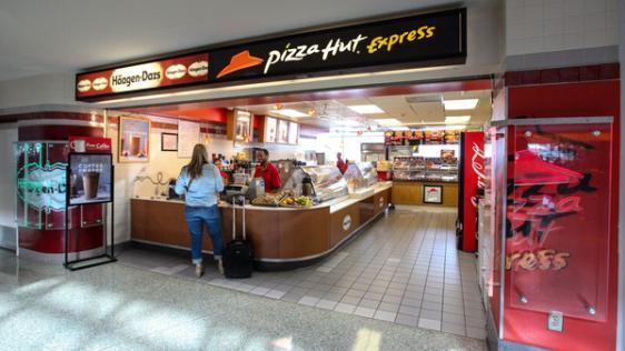 Pizza Hut Express/Haagen Daz | Denver International Airport