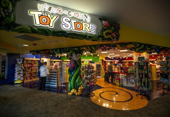Denver airport clothing stores