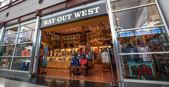 way out west denver international airport. Black Bedroom Furniture Sets. Home Design Ideas