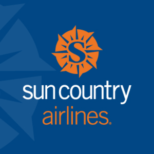 Image result for sun country airlines logo